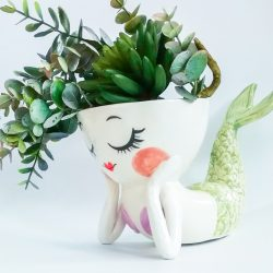Mermaid Planter 02