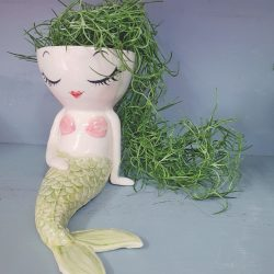Mermaid Planter 01