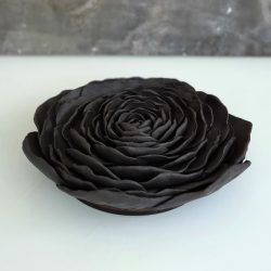 Wall Hanging_Rose black