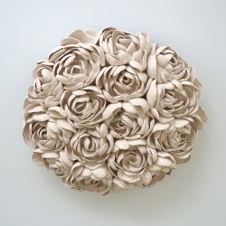 Wall Hanging_Roses white