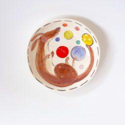 Topsy turvy bowls