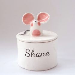 Tooth Mouse jar